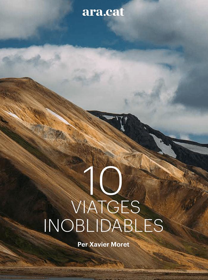 10 viatges inoblidables