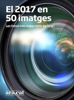 El 2017 en 50 imatges