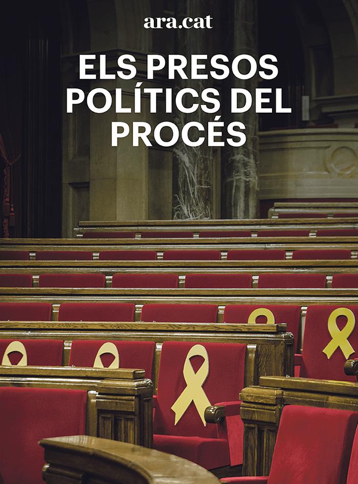 Els presos polítics del procés