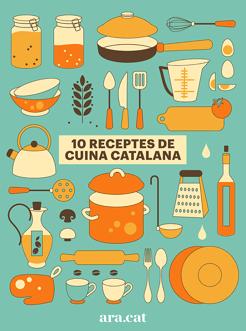 10 receptes de cuina catalana