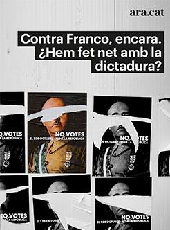 Contra Franco, encara.